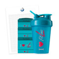 Blender pullo & Expansionpack Teal